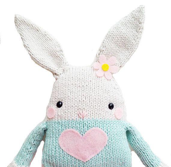 16 best Toys images on Pinterest | Knit crochet, Knitting patterns ...