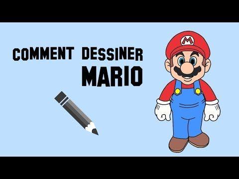 Comment dessiner Mario ! - YouTube