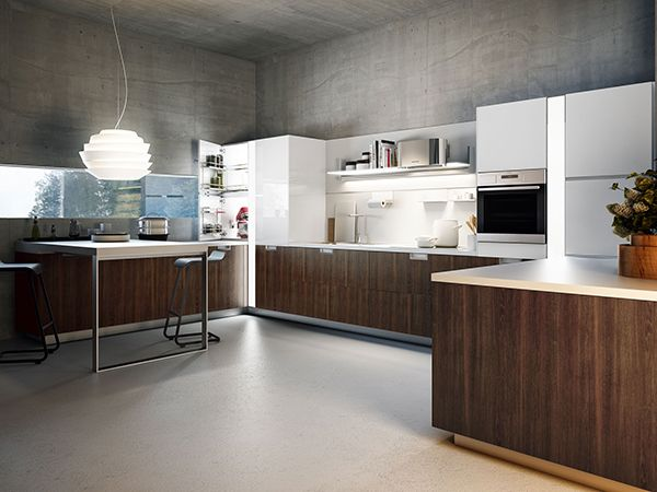 Cutting Edge Creative Sleek Kitchen Designs By Snaidero Kitchen. Haus IdeenKüche ...