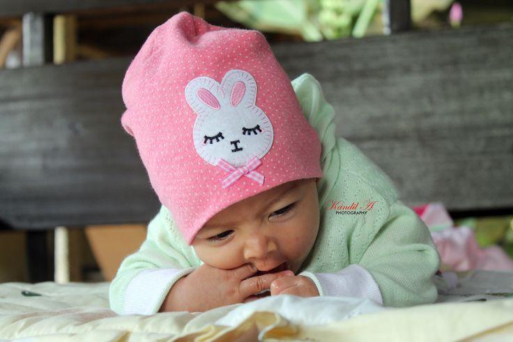 https://flic.kr/p/zVDNbK | Nay | Asmi & Febrian's Daughter. You're cute!