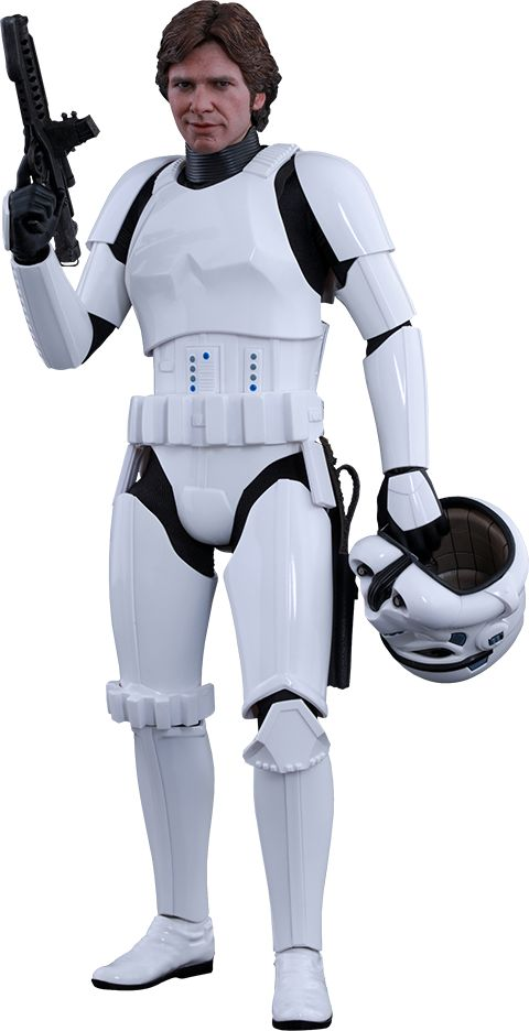 Star Wars Han Solo Stormtrooper Disguise Version Sixth Scale | Sideshow Collectibles