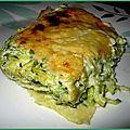 Aujourd'hui je vous propose une recette bien savoureuse, celle des lasagnes courgette chèvre de weight watchers. Franchement, c'est trop...