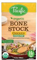 Bone Stock - more protein than regular broth