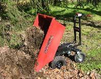 Powered Wheelbarrows Power Garden Carts Home and Garden