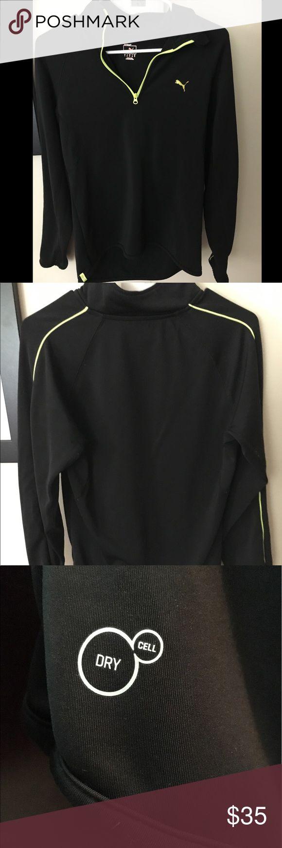 Puma Sweatshirt Puma sweatshirt Zip Up Puma Jackets & Coats