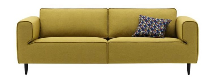 BoConcept Arco Sofa - wish they would ditch the toxic fire retardants.
