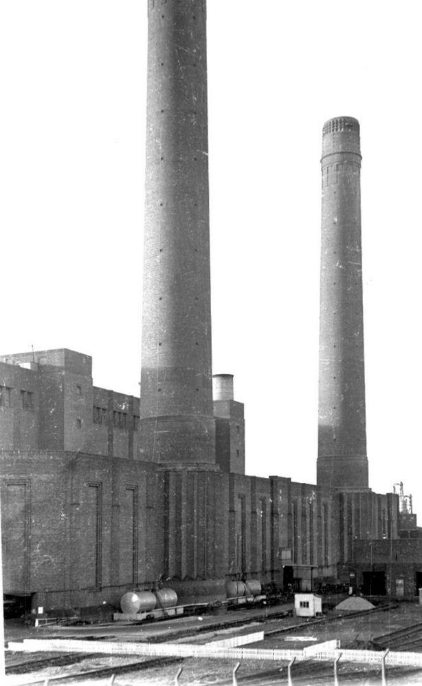 Croydon B Power Station - Croydon power stations - Wikipedia, the free encyclopedia