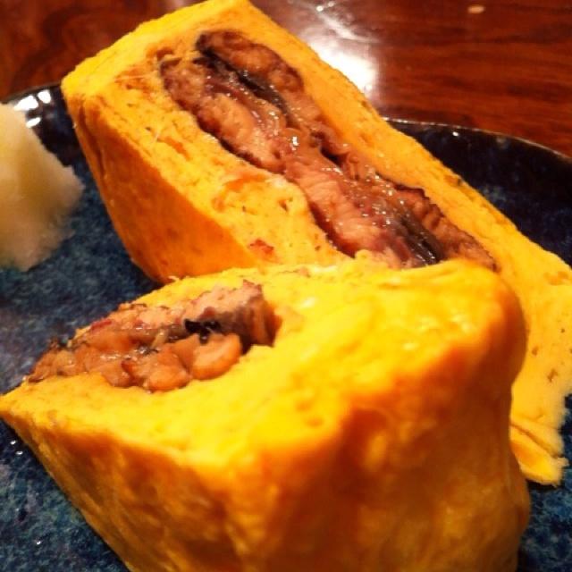 鰻巻き@うなよし 鰻巻き@うなよし   Japanese Food & Drink  
