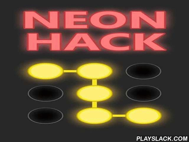 Neon Hack: Pattern Lock Game  Android Game - playslack.com , Connect the radiating  disks with a solo formation. Find the right series to get to the next stage. Use your reasoning, measurement and unconventional evaluating  to end into computer systems in this game for Android. To get into a computer system you need to find an accurate series of radiating  lights. Connect the disks in the right command. Change the color of the disks. Find the only right mixture that will give you the rights…