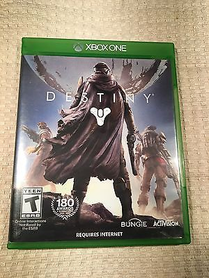 cool Destiny For Xbox One Hardly Used - For Sale View more at http://shipperscentral.com/wp/product/destiny-for-xbox-one-hardly-used-for-sale/