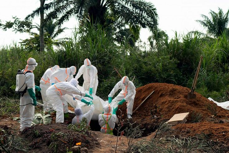 WHO declares Congo Ebola outbreak a public health