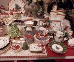 Vajilla de Villeroy de Navidad