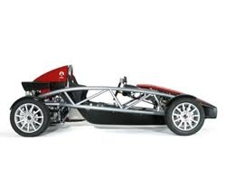 Ariel Atom 3- The closest thing to driving a street legal f1 car.