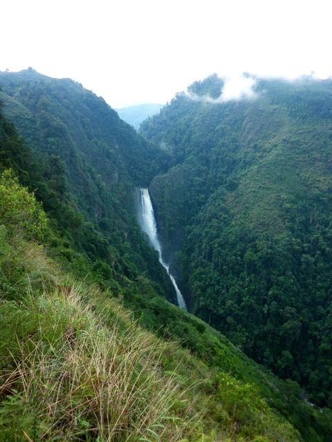 Salto de Bordones, Colombia, San agustin