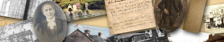 Cumberland County Genealogical Society - Amherst, Nova Scotia