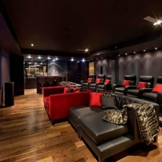 Awesome Home Theatre!