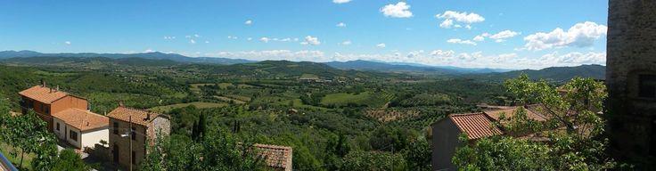 Caldana panorama da Sotto Mori  #tuscany #toscana #toskana #farmhouse #rustico #podere #landhaus #for sale #vendesi #verkauf #immobile #immobilie #real estate www.studiocasatoscana.com
