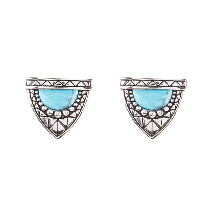 Ocean Side earrings California Dream Collection @ Caroline Neron  carolineneron.com