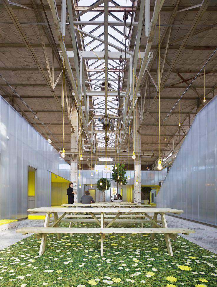 Kantoor IMd Rotterdam | Ector Hoogstad Architecten