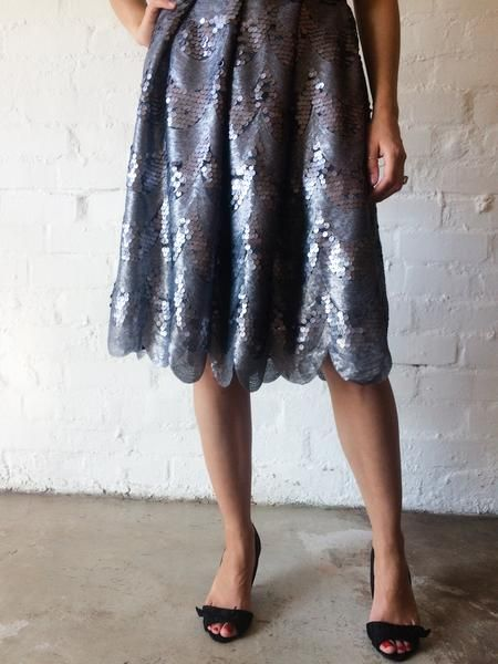 Sequence Skirt by FOUND. Collection www.foundcollection.co.za Proudly designed and made in South Africa