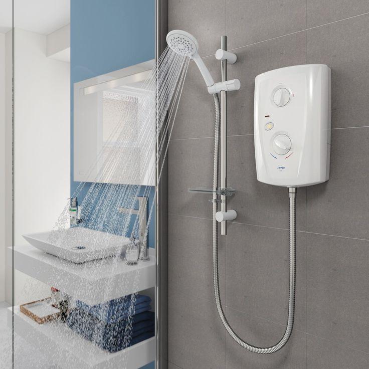 T80 Pro-Fit Electric Shower - Triton Showers