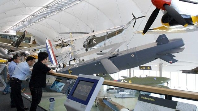 The Royal Air Force Museum is Britain's only national museum dedicated wholly to aviation, the science of flight and the RAF. Admission to the site is free of charge. Opening times 10am to 6pm daily.