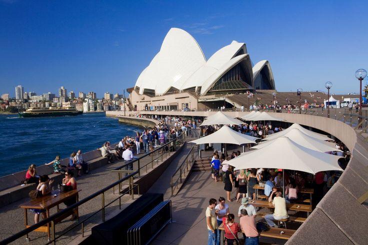 7. Sidney (Australia): playas y comida deliciosa de día con mucha mucha diversión de noche