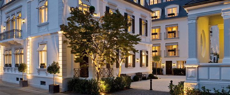 Hotel HEIDELBERG SUITES - Lisa Sherry's list of great boutique hotels (including Proximity!)