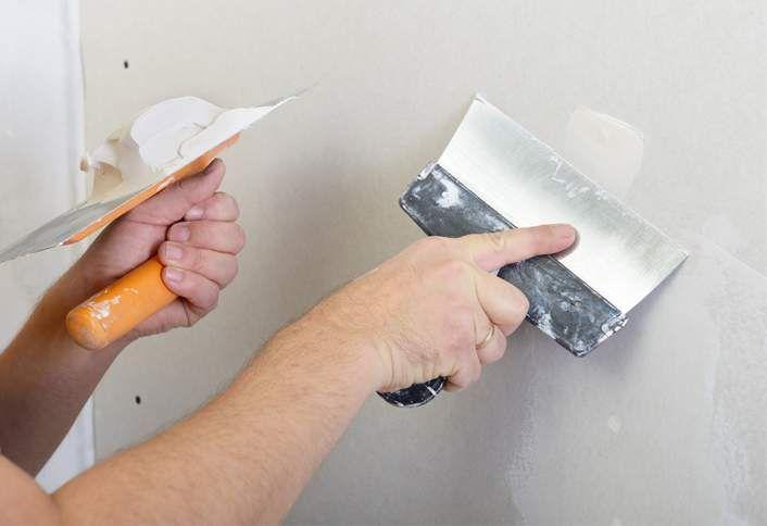 Patch Peeling Paint   Peeling paint, Drywall installation ...