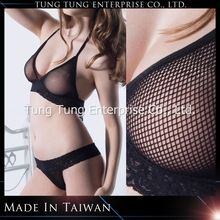 Women fishnet halter bra and lace thong Best Seller follow this link http://shopingayo.space