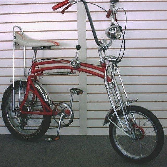 Schwinn Swing Bike Bicyclevintage Bicycle Vintage Bicycles