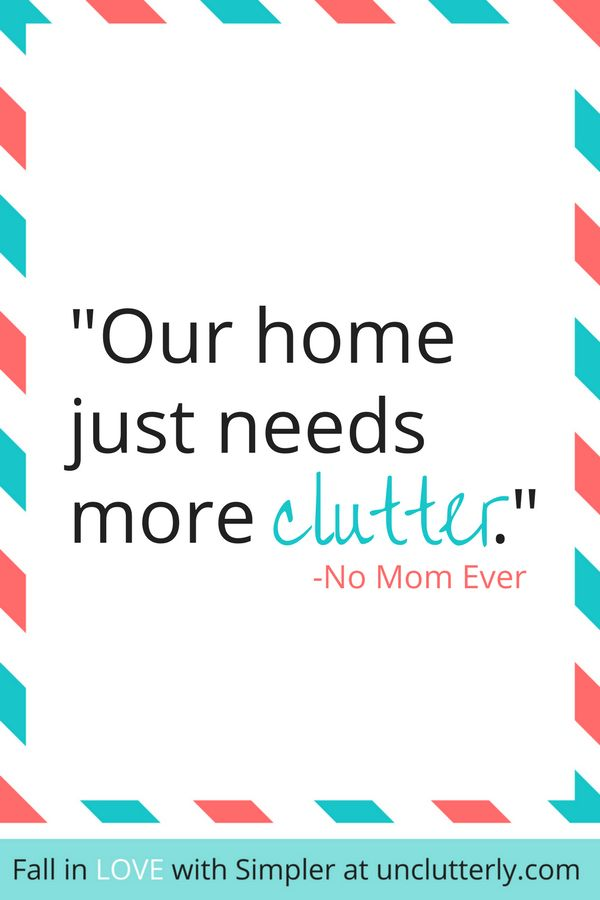 Wondering how to sweet-talk your family into taming the clutter? Check out these 3 ways to inspire the ones you love!