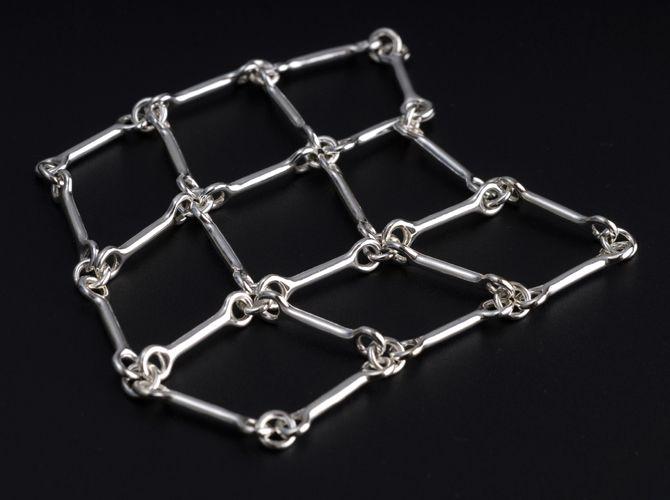 Ranka Sterling Silver Ring by jewellery designer Tytti Lindström