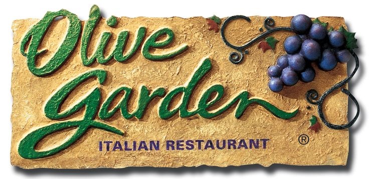 went to Olive garden with my mom 7//17/2014
