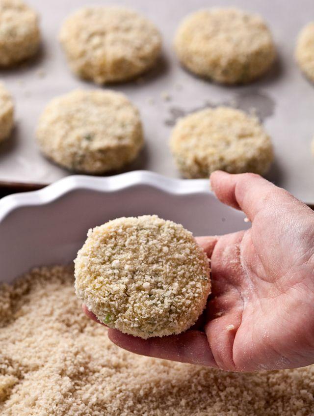 Easy Crab Cake Recipe No Filler