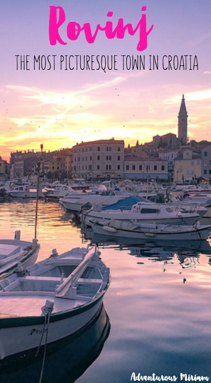 Aside from the smooth marble cobblestone streets and pastel-colored houses, Rovinj is renowned for its characteristic Venetian architecture. This charming little fisherman town is the most beautiful coastal town in Croatia.