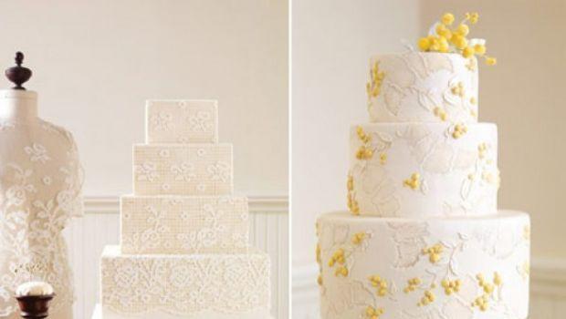 Torte di nozze decorate di Ron Ben-Israel