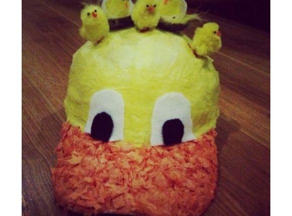 Easter bonnets for boys