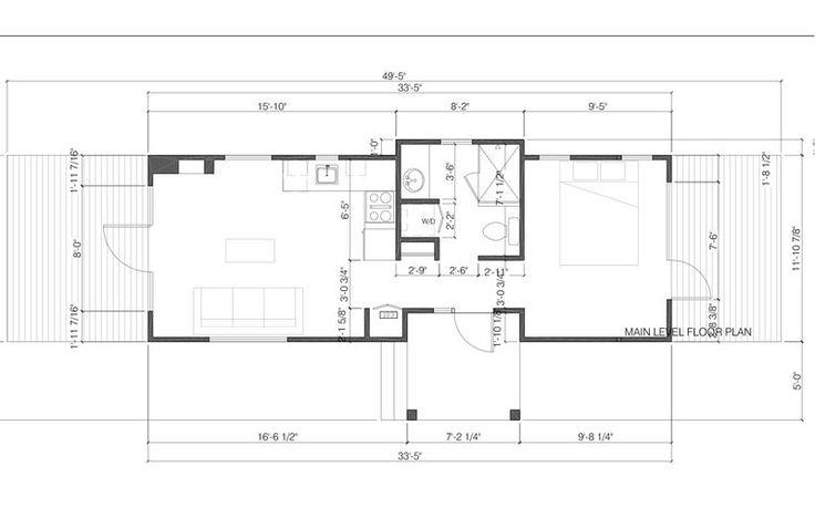 51 best tiny houses images on pinterest for Rv park blueprints