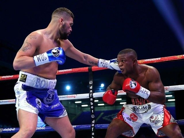 Tony Bellew: 'BJ Flores, David Haye think I'm an easy touch'