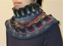 Materials List: You will need the heart of a lion, but if you can knit, this you already have.