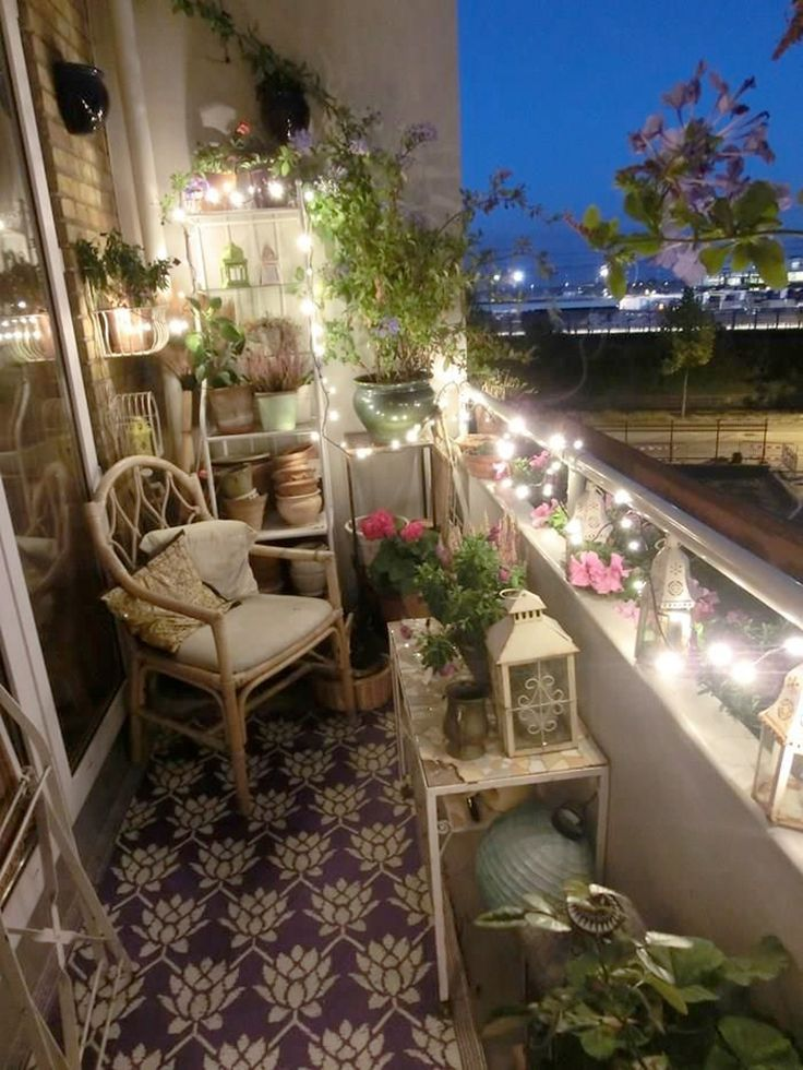 Balcony inspiration