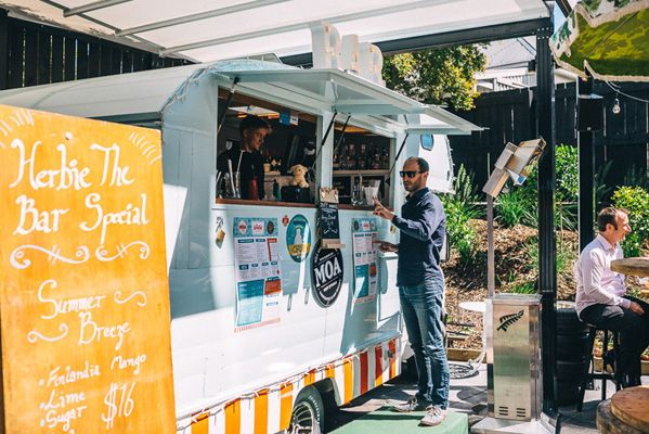 The Street Food Collective, Auckland