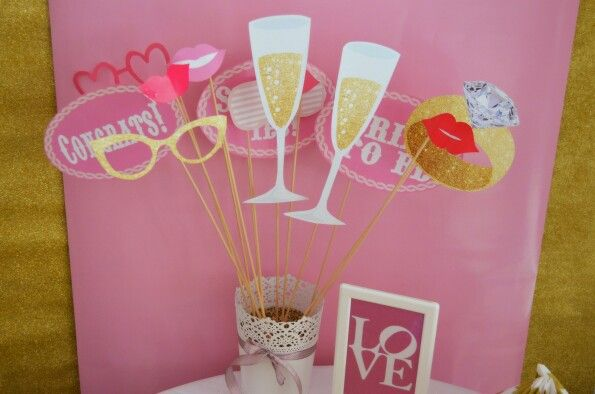 Bridal Party photoprops