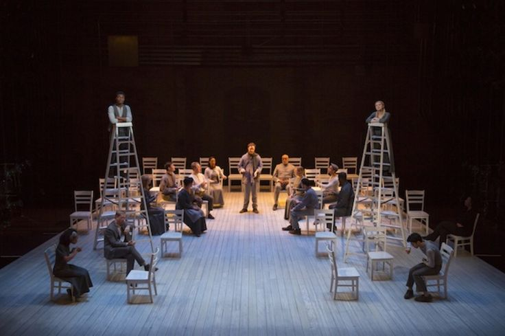 The third act of Ford's Theatre's production of Our Town, playing through February 24, is visually and emotionally bracing—a blast of cool air in an otherwise close environment. I won't ruin the surprise, but director Stephen Rayne and set...