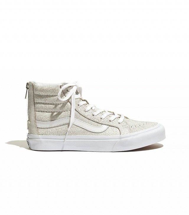 Vans Sk-8-hi Slim Zip High-Top Sneakers