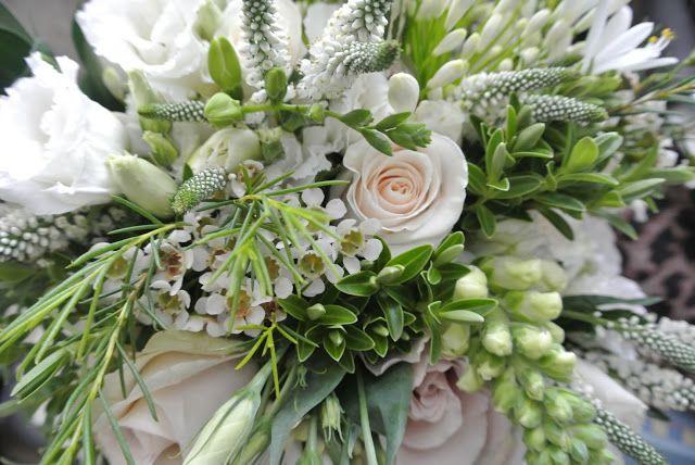 DIY bridal bouquet wedding flowers