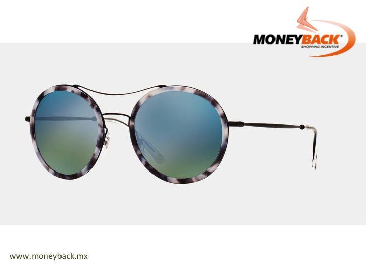 La marca Gucci representa la quintaesencia del lujo. Moderna y atractiva, se trata de una marca exclusiva que refleja un estilo vida elegante. Encuentra estas gafas redondas con un diseño de armazón único en tiendas Sunglass Hut ¡y obtén un reembolso de impuestos para turistas que visitan México! #Sungl