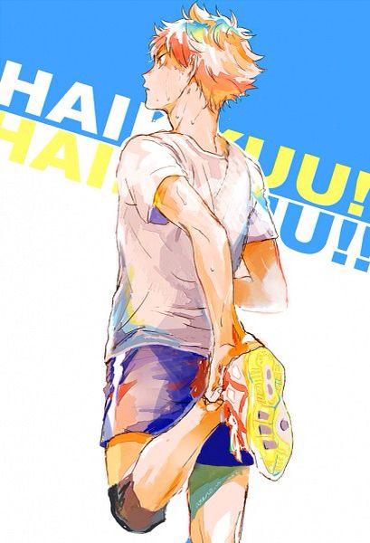 Hinata Shouyou   Haikyuu!!