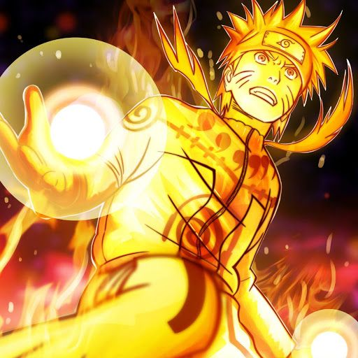 Naruto Sage Of The Six Paths Naruto Uzumaki with Ni...